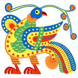 Sagolik fågel - phoenix. Royaltyfri Fotografi