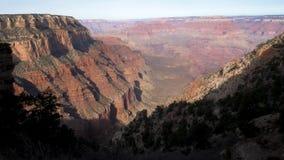 Sagolika fantastiska Grand Canyon arkivfilmer