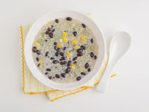 Sagou jaune sweetmeal Image libre de droits