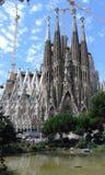 Sagrada семейный Стоковое Изображение RF