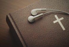 Sagrada Biblia Foto de archivo libre de regalías