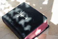 Sagrada Biblia Imagen de archivo