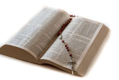 Sagrada Biblia Foto de archivo