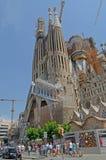 Sagrada de Familia by Gaudi, Barcelona, Tom Wurl Royalty Free Stock Image