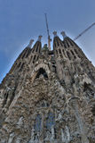 Sagrada Família Royalty Free Stock Photography
