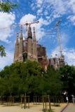 Sagrada Família Image stock