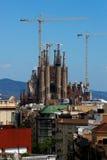Sagrada Família Fotografie Stock