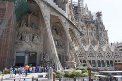 Sagrada Família Imagenes de archivo