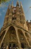Sagrada Família fotografia stock libera da diritti