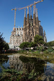 Sagrada Família Royalty-vrije Stock Foto