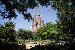 Sagrada Família Stock Fotografie