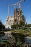 Sagrada Família Royalty Free Stock Photo