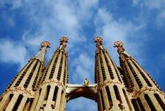 Sagrada Família Royalty Free Stock Image