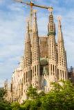 Sagrada Familia καθεδρικός ναός Στοκ Εικόνα