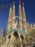 Sagrada Familia 10 Stock Photography