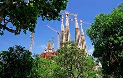 Sagrada Familia. Stock Images