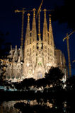 Sagrada Familia Royalty Free Stock Image