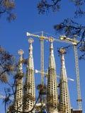 Sagrada Familia Stock Photos