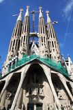 Sagrada familia Stock Photos