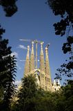 Sagrada Familia 2 Stockfotos