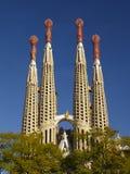 Sagrada Familia 2 Obraz Royalty Free