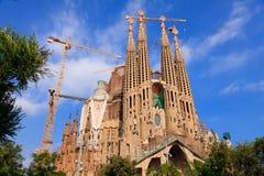 Sagrada Familia 库存图片