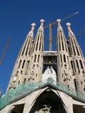 Sagrada Familia Zdjęcie Royalty Free