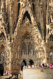 Sagrada Familia. Stock Photos