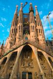 Sagrada Familia Photos stock