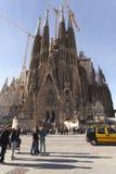 Sagrada Familia 免版税库存照片