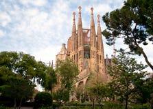 Sagrada Familia Stock Images