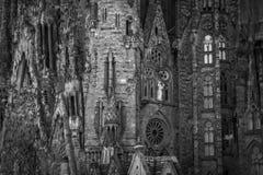 Sagrada Familia 库存照片