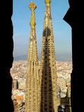 Sagrada Familia 3 Royalty Free Stock Images