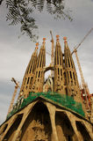 Sagrada Familia. Sagrada Famila, Barcelona Stock Photos
