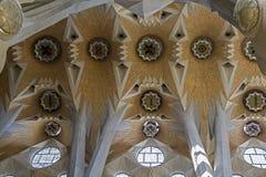 Sagrada Familia 05 Image libre de droits