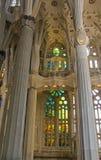 Sagrada Familia 10 库存图片