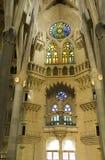 Sagrada Familia 12 Fotografering för Bildbyråer