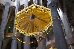 Sagrada Familia 16 免版税图库摄影