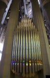Sagrada Familia 17 Photo libre de droits