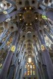 Sagrada Familia 18 Royalty-vrije Stock Fotografie