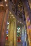 Sagrada Familia 20 Images libres de droits