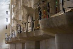 Sagrada Familia 22 图库摄影