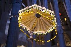 Sagrada Familia 24 图库摄影