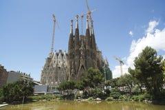 Free Sagrada Familia Royalty Free Stock Photography - 32361217