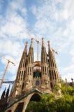 Sagrada Familia Royaltyfri Foto