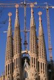 Sagrada Familia. Fotografía de archivo libre de regalías