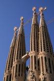 Sagrada Familia Fotografía de archivo libre de regalías