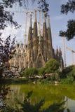 Sagrada Familia Lizenzfreie Stockbilder