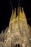 Sagrada Familia. Temple de la sagrada familia - Barcelona Stock Image