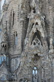 Sagrada Familia Foto de Stock Royalty Free